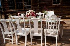 White chair rental denver, white chair rental colorado, ranch wedding colorado