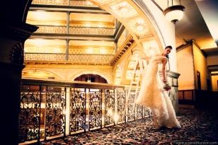 vintage decor, ladder, brown palance, ladder rental denver colorado, wedding