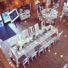 mismatched vintage chairs, rustic elegant, barn wedding, colorado barn weddings, evergreen